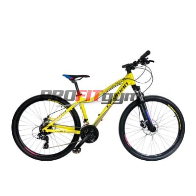 "Велосипед Cayman Evo 5.1 lady ,27,5"", рама 40см, лайм 2019"