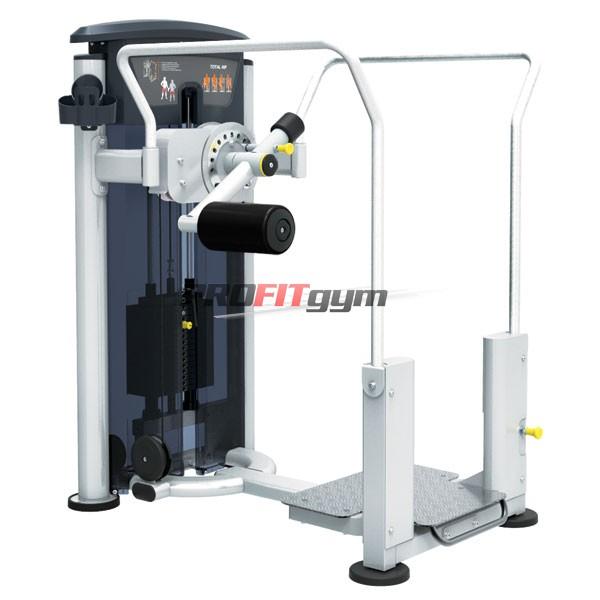 Универсальный тренажер для ягодичных мышц и мышц бедра IMPULSE Evolution IT9509