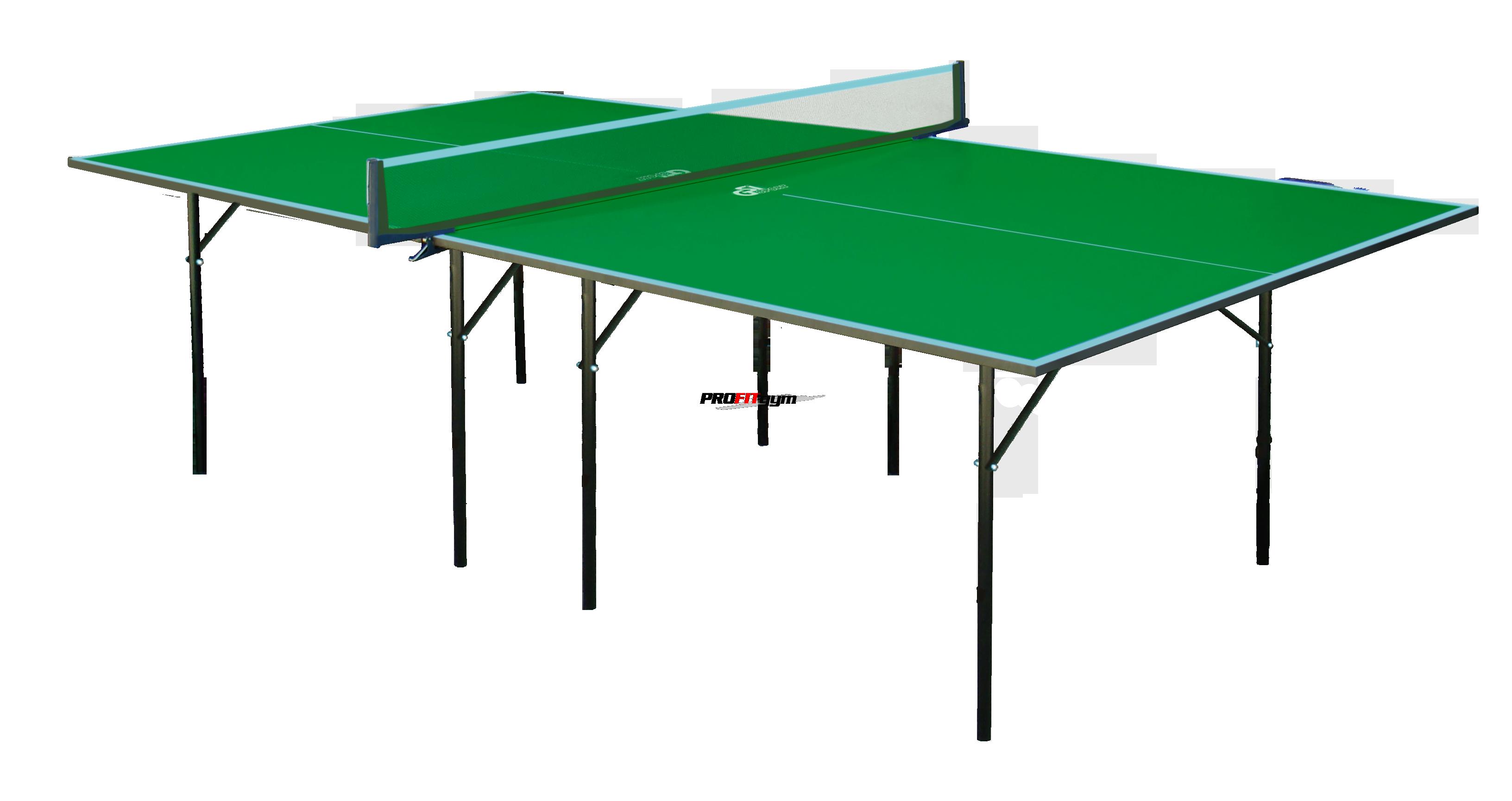 Теннисный стол для помещений Hobby Light (зелёный) Gp-1