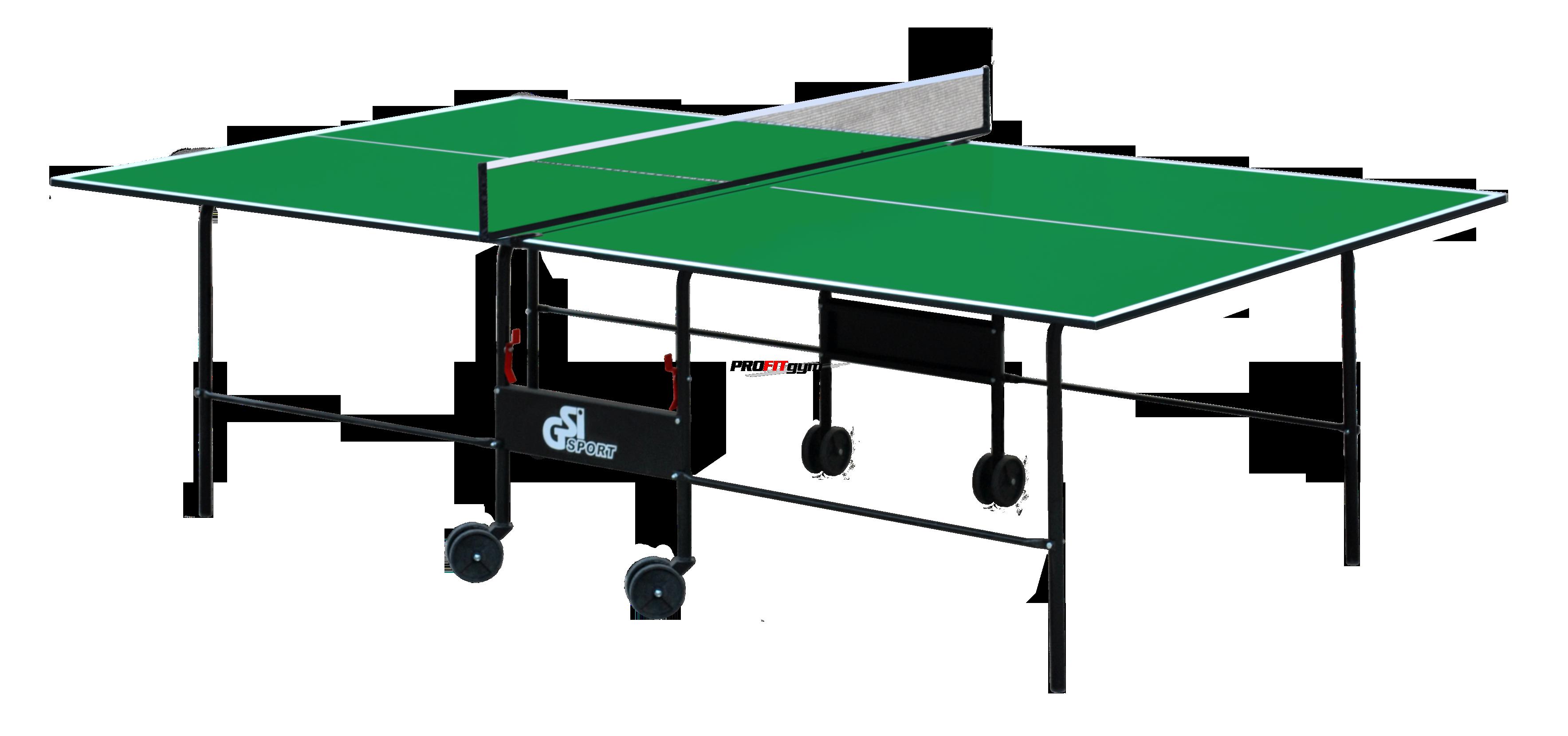 Теннисный стол для помещений Athletiс Light (зеленый) Gp-2