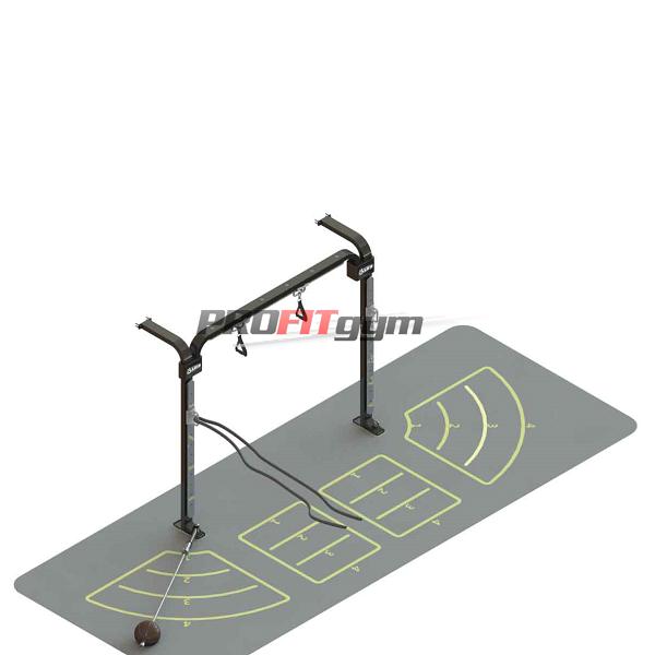 Тренажер - Рама для функционального тренинга Powerstream 360C