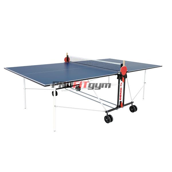 Теннисный стол (всепогодный) Donic Outdoor Fun blue