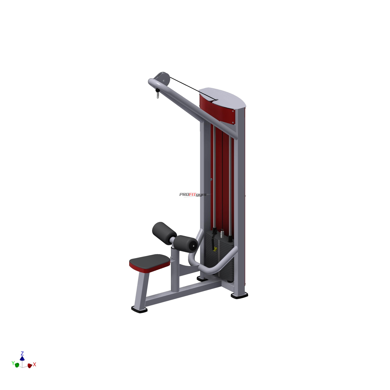 Тренажер Блок для мышц спины (верхняя тяга) SportFit 1201