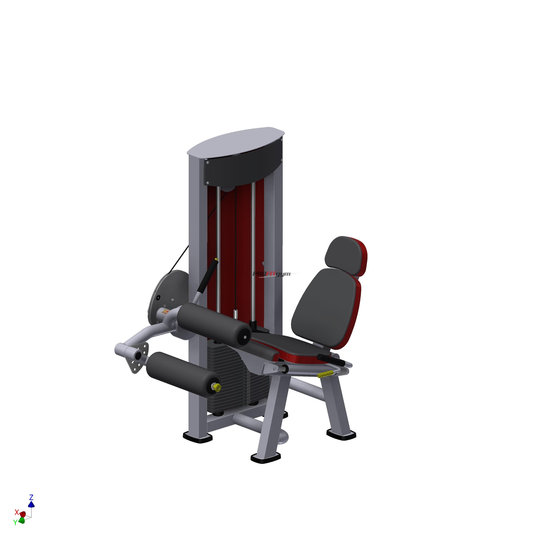 Тренажер Сгибатель бедер в положении сидя SportFit 1203
