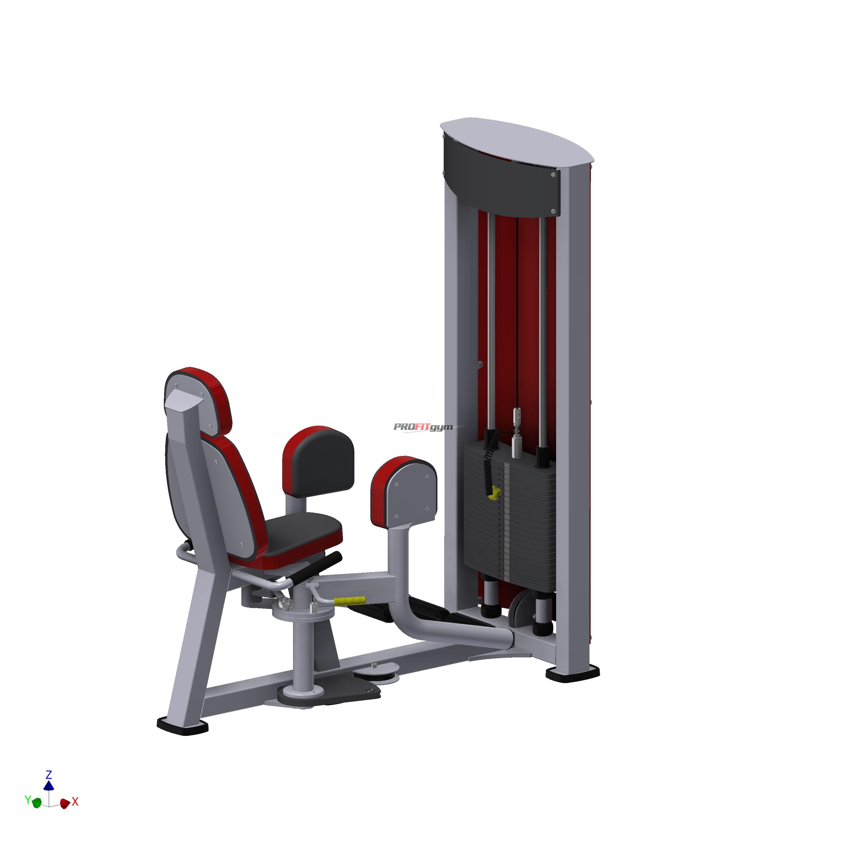 Тренажер для отводящих мышц бедра SportFit 1208