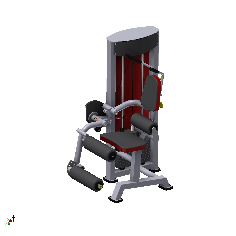 Тренажер для мышц брюшного пресса SportFit 1210