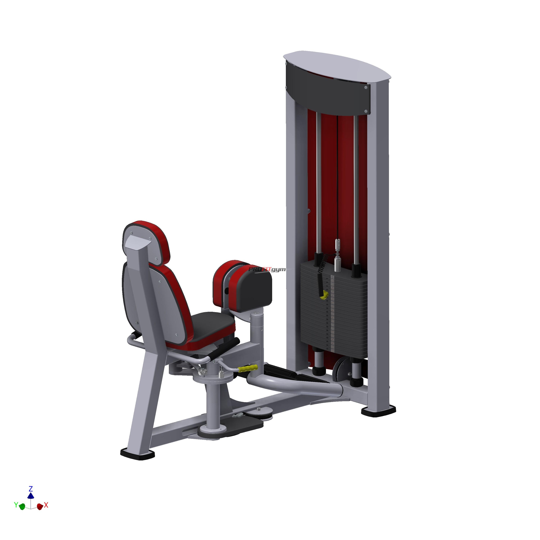 Тренажер для приводящих-отводящих мышц бедра SportFit 1216