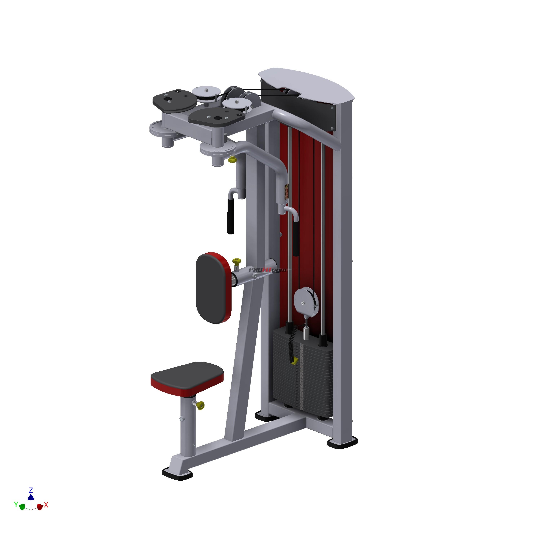 Тренажер Грудь-задние дельтовидные мышцы SportFit 1226