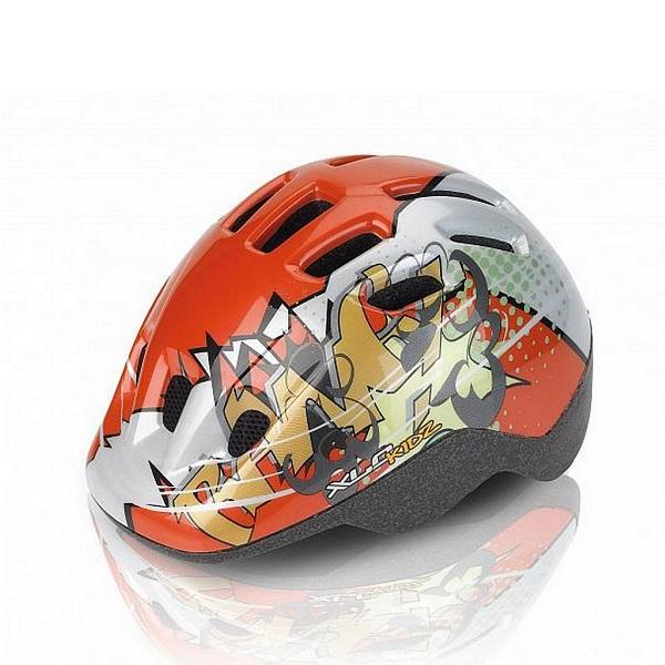 Шлем детский XLC BH-C12 Kidz, красный