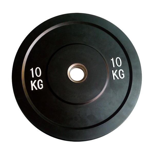 Бамперные диски Rising Bamper Plate 10 кг
