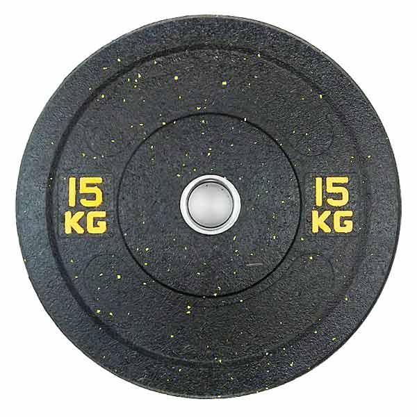 Бамперные диски Stein Hi-Temp 15 kg