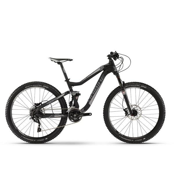 """Двухподвесный горный велосипед Haibike Q.XC 7.10 27.5"""", 120 мм, рама 45 см 2016"""