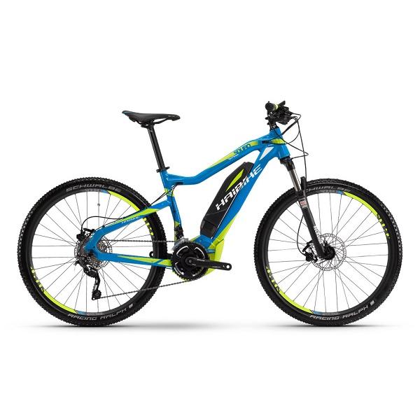 """Электро велосипед Велосипед Haibike SDURO HardSeven SL 27.5"""" 400Wh, рама 55 см, 2016"""