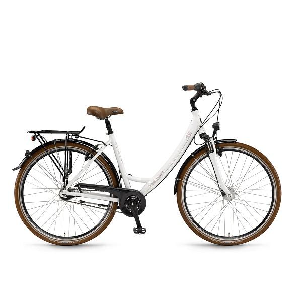 "Городской велосипед Winora Holiday Einrohr 28"", рама 45 см, 2016"