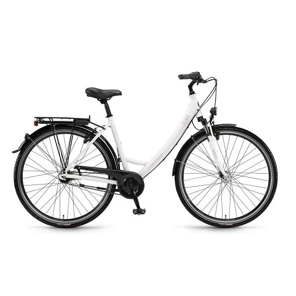 "Городской велосипед Winora Hollywood Einrohr 28"", рама 45 см, 2016"