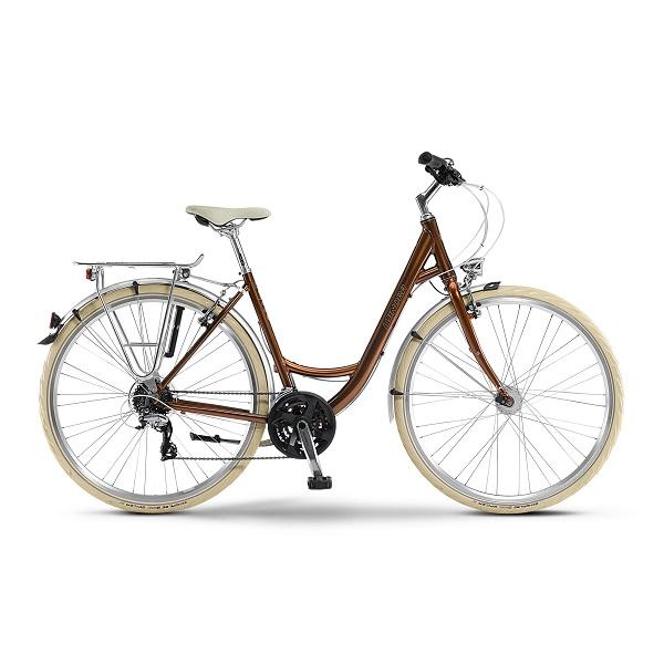 "Городской велосипед Winora Laguna Einrohr 28"", рама 50 см, 2016"