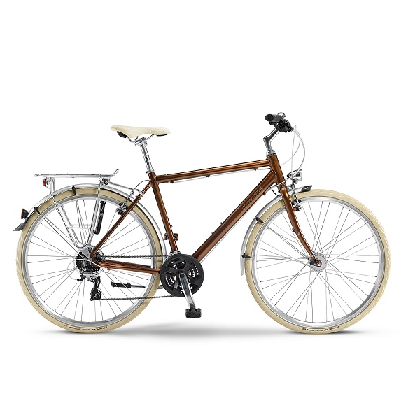 "Городской велосипед Winora Laguna Einrohr 28"", рама 52 см, 2016"