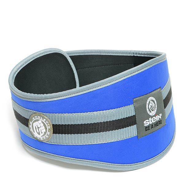 Неопреновый пояс с наполнителем для фитнеса и бодибилдинга Stein Lifting Belt BWN-2423 Blue