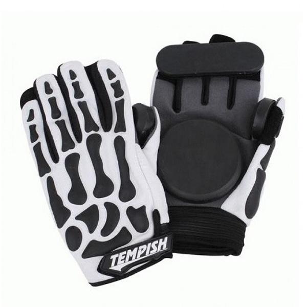 Перчатки для скейтбордистов, роллеров и велосипедистов Защитные перчатки Tempish REAPER