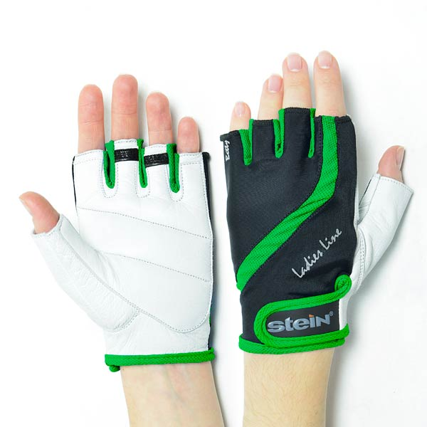 Перчатки тренировочные Stein BETTY GLL-2311 green