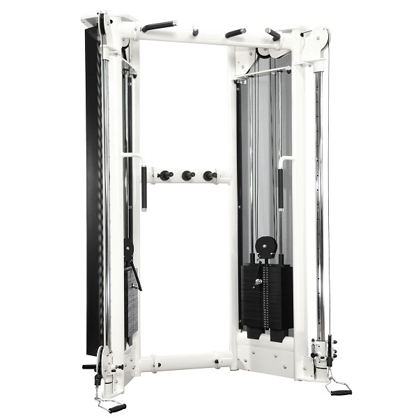 Профессиональный тренажер - V-образная 2-х блочная станция Gym80 SYGNUM V-Pulley functional, dual adaptable