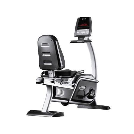 Профессиональный вертикальный велотренажер BH Fitness HiPower SK9900
