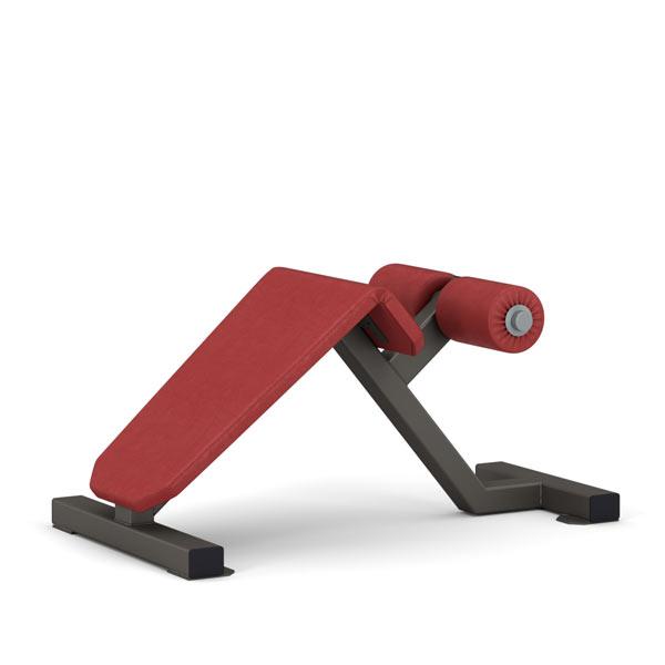 Римский стул Gym80 CORE Roman Chair