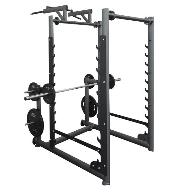 Силовая стойка для тяг, жимов, подтягиваний и приседаний Gym80 SYGNUM Multi Rack