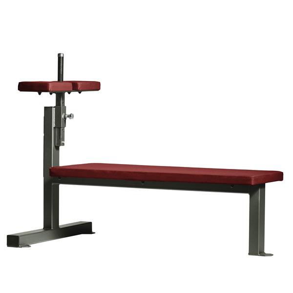 Скамья для пресса, регулируемая опора для ног Gym80 CORE Abdominal Bench