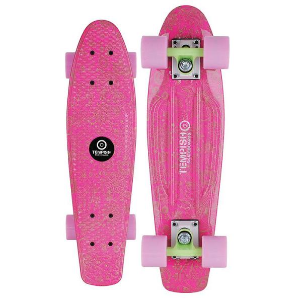 Скейтборд Tempish SILIC pink