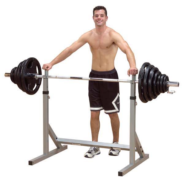 Стойка для штанги Body-Solid Powerline Squat Rack
