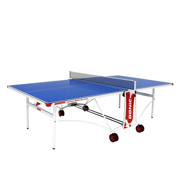 Теннисный стол (всепогодный) Donic Outdoor DeLuxe