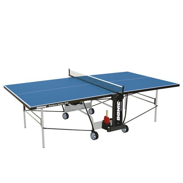 Теннисный стол (всепогодный) Donic Outdoor Roller 600