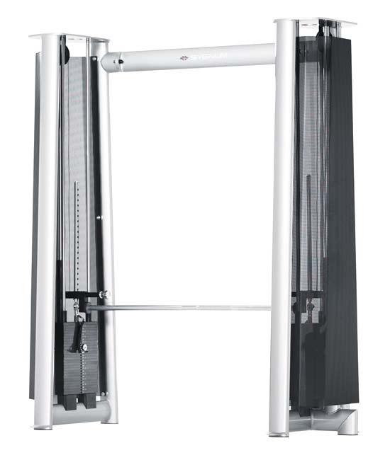 Тренажер - 2-х блочная многофункциональная станция GYM80 SYGNUM Multipress with Weight Stacks