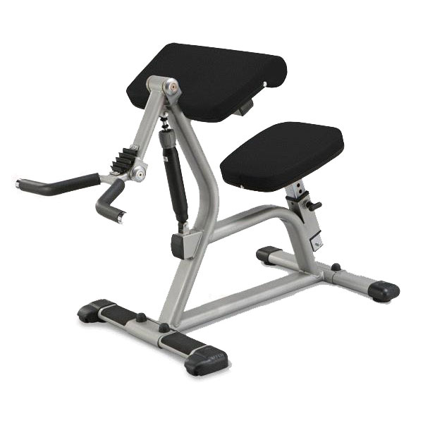 Тренажер - Бицепс машина сидя Steelflex Biceps Curl Machin