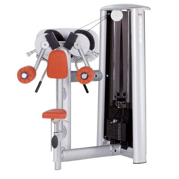 Тренажер - Дельта-машина GYM80 SYGNUM Deltoid Raise Machine