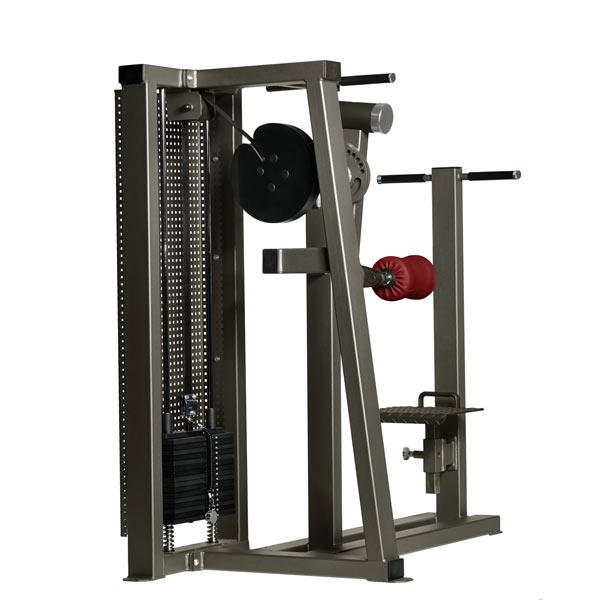 Тренажер для бедер и ягодичных мышц Gym80 CORE Total Hip Machine