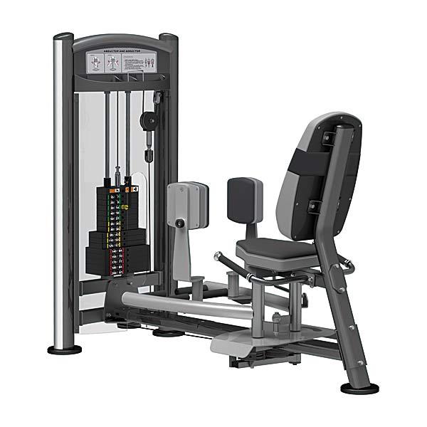 Тренажер - Для приводящих и отводящих мышц бедра Impulse Max IT9308