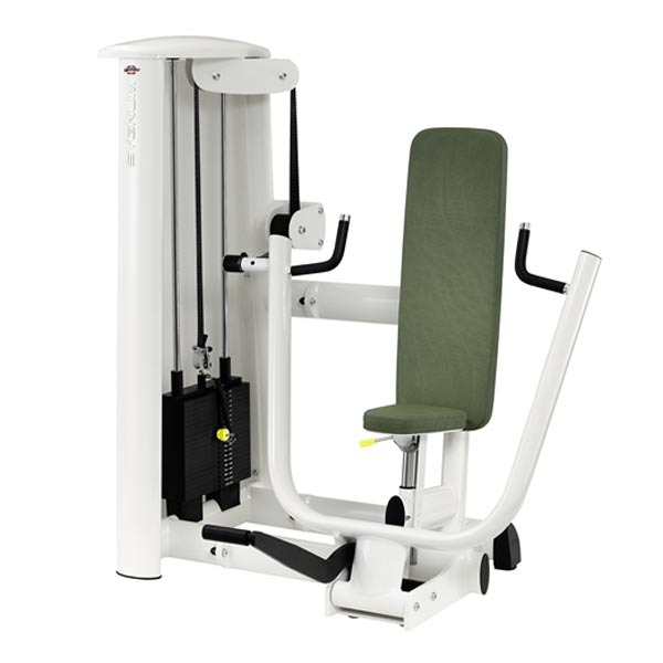 Тренажер - Горизонтальный жим от груди, легкий старт GYM80 SYGNUM Seated Chest Press Machine