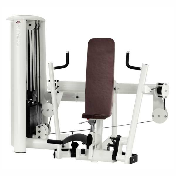 Тренажер - Горизонтальный жим от груди Gym80 SYGNUM Dual Chest Press Machine