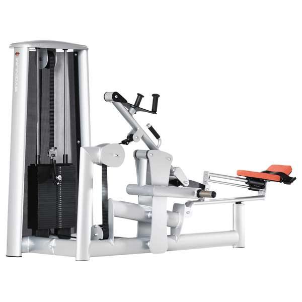 Тренажер - Гребная тяга GYM80 Innovation Rower Machine