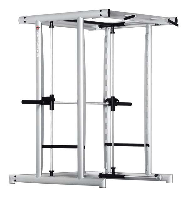 Тренажер - Машина Смита 3-D Gym80 SYGNUM Max Rack 50 mm