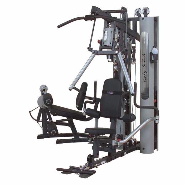 Тренажер - Мультистанция Body-Solid G10B Bi-Angular Home Gym