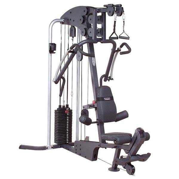 Тренажер - Мультистанция Body-Solid G4I Iso-Flex Home Gym