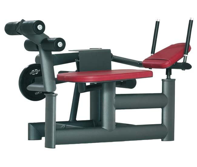 Тренажер - Пресс лежа GYM80 SYGNUM Dual Lying Abdominal Machine
