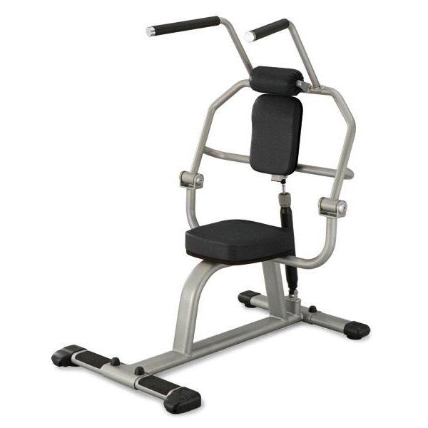 Тренажер - Пресс машина сидя Steelflex Abdominal Crunch Machine