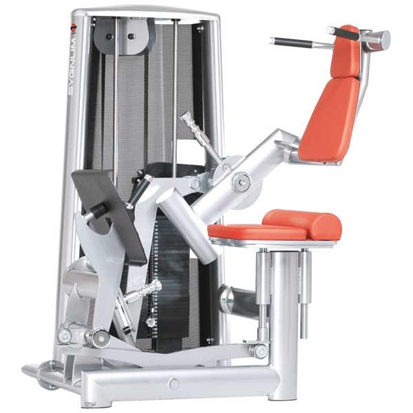 Тренажер - Разгибатель спины (разгибание сидя) GYM80 Innovation Back Stretch Machine