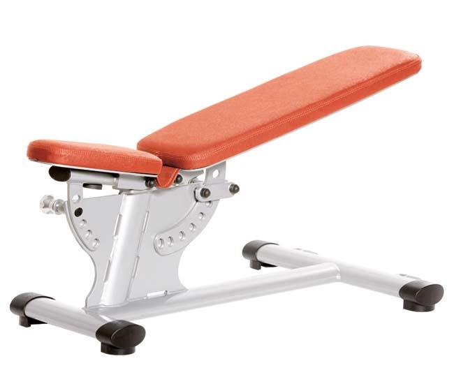 Тренажер - Регулируемая скамья (0-90грд) GYM80 SYGNUM Mulit Position Bench