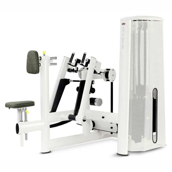 Тренажер - Рычажная тяга с раздельным ходом рычагов Gym80 Medical Seated Rowing Machine Dual