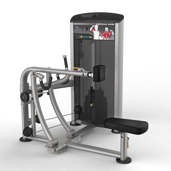 Тренажер - Рычажная тяга с упором в грудь Impulse Max Plus IE9519